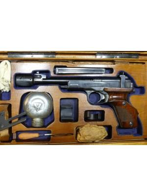 Margolin rabljena mk pištola, kal. 22 LR ( v kovčku) (REZERVIRANO R.L.) (šifra slogun: 006313)