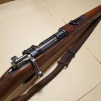PRIHAJA!!! Husqvarna rabljeni švedski mauser, model: M38, kal. 6,5x55 (letnik: 1941)