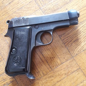 Beretta rabljena pištola, model: M1943/35, kal. 7,65 mm (šifra slogun: 006301)