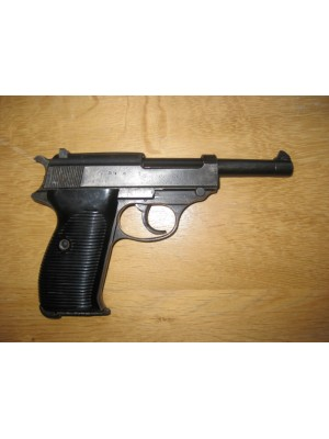 PRIHAJA!!! Walther rabljena zbirateljska pištola, model: P38 WKII, kal. 9mm para (NUMMERNGLEICH)
