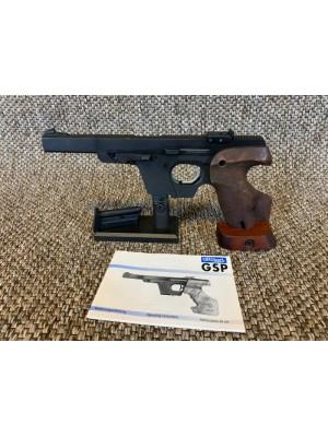 PRIHAJA!!! Walther rabljena tekmovalna mk pištola, model: GSP, kal. 22 LR (ZA LEVIČARJE)