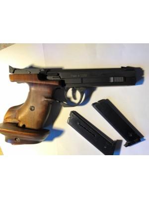 PRIHAJA!!! Baikal rabljena tekmovalna mk pištola, model: IJ 35, kal. 22 LR