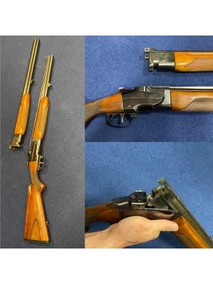 Brno rabljena kombinirana puška, model: ZH 204, kal. 12/70 in 7x57R + menjalne cevi 12
