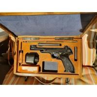 PRIHAJA!!! Margolin rabljena mk pištola, kal. 22 LR + kovčeg