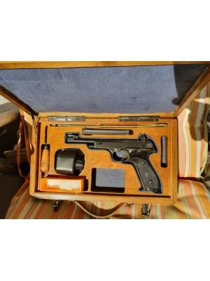 Margolin rabljena mk pištola, kal. 22 LR + kovčeg (šifra slogun: 006305)
