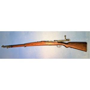 PRIHAJA!!! Mauser rabljeni vojaški karabin, model: Argentino 1909, kal. 7,65x53 Arg.