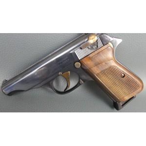 PRIHAJA!!! Walther MANURHIN rabljena zbirateljska pištola, model: PP, kal. 22 LR