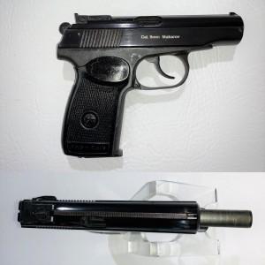 PRIHAJA!!! Baikal/IMEZ rabljena pištola, model: IJ70-18A, kal. 9mm Makarov