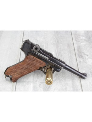 PRIHAJA!!! Luger DWM rabljena zbirateljska pištola, model: P08, kal. 9mm para