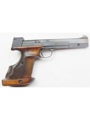 PRIHAJA!!! Hammerli rabljena mk tekmovalna pištola, model: International, kal. 22 LR (šifra slogun: 83)