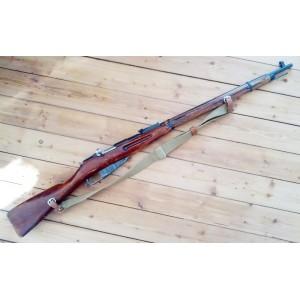 PRIHAJA!!! Mosin Nagant rabljena vojaška risanica, model: 1891/30, kal. 7,62x54 R