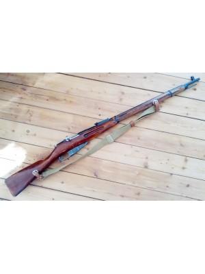 PRIHAJA!!! Mosin Nagant rabljena vojaška risanica, model: 1891/30, kal. 7,62x54 R (šifra slogun: 55)