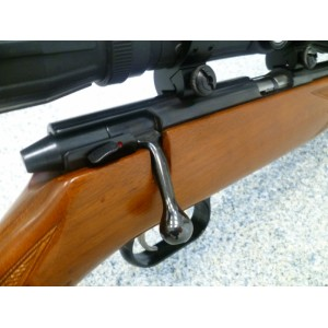 PRIHAJA!!! Krico rabljena mk risanica, kal. 22 Magnum + strelni daljn. 6x40 + montaža (šifra slogun: 35)