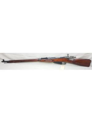 PRIHAJA!!! Mosin Nagant rabljena vojaška risanica, model: 91/30, kal. 7,62x54 R (šifra slogun: 734)