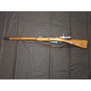 PRIHAJA!!! Tikka (Mosin Nagant) rabljena vojaška risanica,  (1934), model: M39,  kal. 7,62x54R (šifra slogun: 43)