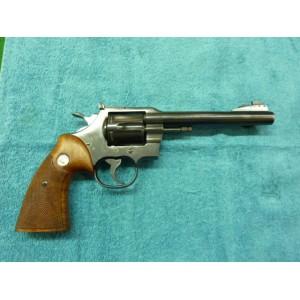 """PRIHAJA TOP PONUDBA!!! Colt rabljeni športni revolver, model: Officers Match, kal. .38 special (6"""" cev) (šifra slogun: 44)"""