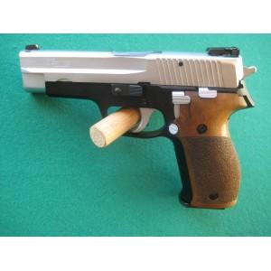 PRIHAJA TOP PONUDBA!!! Sig Sauer rabljena polavtomatska pištola, model: P226, kal. 9x19 (DUOTONE dvobarvna izvedba) šifra slogun: 63