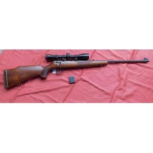 PRIHAJA!!! Anschutz rabljena mk risanica, model: 1515/1516, kal. 22 Magnum + montaža + strelni daljnogled 3-9x40 (šifra slogun: 93)
