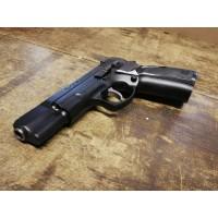 """PRIHAJA!!! CZ rabljena tekmovalna pištola, model: 75 B, kal. 9x19 (6"""" cev) (šifra slogun: 94)"""