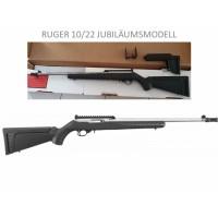 PRIHAJA!!! Ruger rabljena mk JUBILEJNA puška, model: 10/22, kal. 22 LR (šifra slogun: 55)