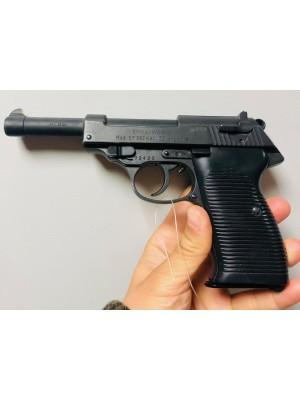 Erma rabljena MK PA pištola, model: EP 882, kal.22LR (KOPIJA WALTHER P38!!!)
