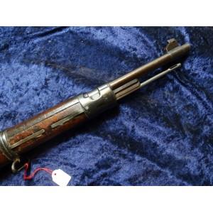 PRIHAJA!!! Mauser 98 rabljena vojaška puška, model: 1924, kal. 8x57 JS (šifra slogun: 88)