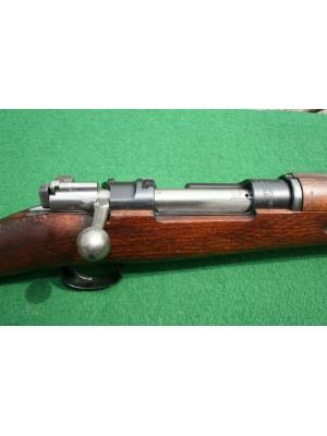 PRIHAJA!!! Carl Gustafs rabljena ENOSTRELNA vojaška puška, model: M1896, kal. 6,5x55 (šifra slogun: 73)