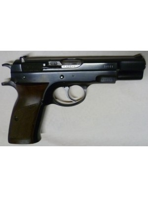 CZ rabljena polavtomatska pištola, model: 75, kal. 9mm para