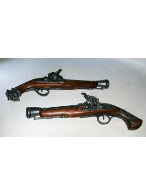 Dekorativna pištola iz lesa