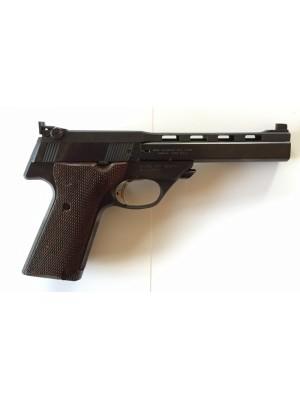 """High Standard rabljena polavtomatska športna malokalibrska pištola, model: 107 Military """"The Victor"""", kal. 22LR"""
