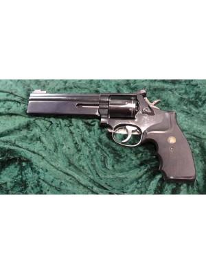 """Smith&Wesson rabljeni revolver, model: 586, kal.357 Mag. s 6"""" cevjo"""