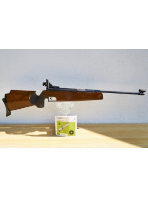 PRIHAJA!!! Feinwerkbau rabljena tekmovalna zračna puška, model: 300S Junior, kal.4,5mm z dioptri