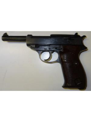 Mauser rabljena polavtomatska pištola, model: P38, kal. 9mm Para (rezervirano: N.M.) (šifra: 004166)
