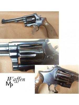 """Smith&Wesson rabljeni malokalibrski revolver, model: 17-3, kal.22LR s 6"""" cevjo"""