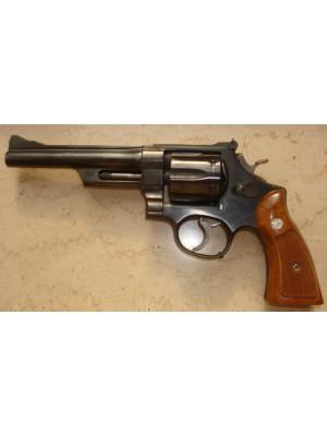 """Smith&Wesson rabljeni revolver, model: Highway Patrolman, kal. 357 Mag. s 6"""" cevjo"""