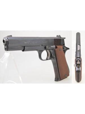 """Star rabljena polavtomatska tekmovalna pištola, model: BM Super, kal. 9mm Para s 5"""" cevjo"""