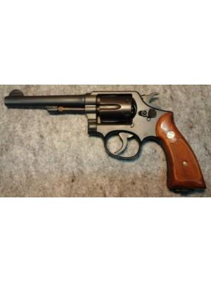 """Smith&Wesson rabljeni revolver, model: 10 Victory, kal. 38 S&W s 6"""" cevjo"""