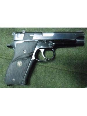 """Smith&Wesson rabljena polavtomatska pištola, model: 39-2, kal. 9mm Luger s 4"""" cevjo"""