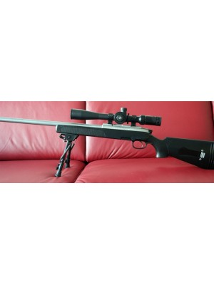 Steyr rabljena ostrostrelska risanica, model: SSG Match  (69 PII), kal. 308 Win. + strelni daljnogled Hawke Tactical Sidwinder 8,5 -25 x 42 + Harris montažne nogice