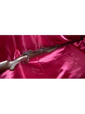 Mauser rabljena repetirna risanica, model: M98, kal. 243 Win.