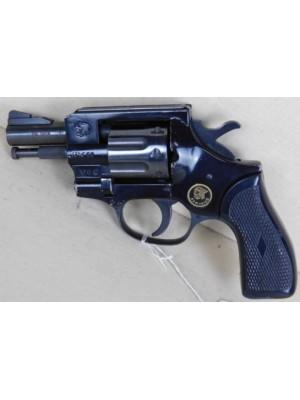 """Weihrauch rabljeni malokalibrski revolver, model: HW 68, kal. 22 LR s 2,5"""" cevjo"""