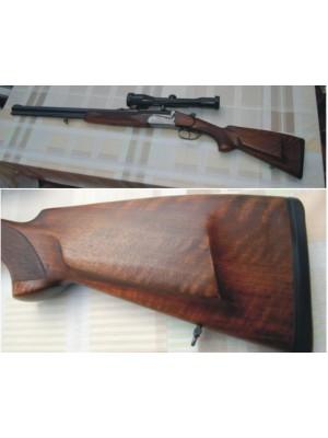 Prinz rabljena kombinirana puška, kal. 7x65R in 12/70 + strelni daljnogled Zeiss 6x42