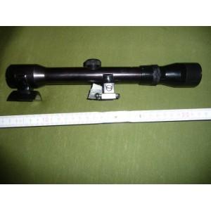 PRIHAJA!!! Rabljen strelni daljnogled Kahles Helia 4x32 z SEM montažo
