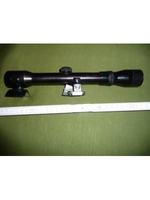 Rabljen strelni daljnogled Kahles Helia 4x32 z SEM montažo (šifra slogun: 38)