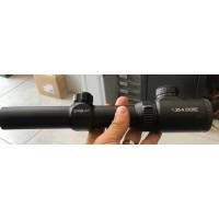 Rabljen širokokotni strelni daljnogled Lensolux 1,25-4,5x26E (križ: 4)