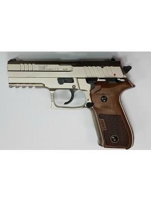 REX Lesene platnice (oreh) za polavtomatsko pištolo REX, model: Zero 1 S, kal. 9x19