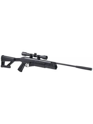 Crosman zračna puška, model: Fury II Blackout, kal.4,5mm + strelni daljnogled 4x32 MD (ni na zalogi)