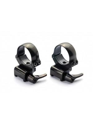 Rusan quick-release montaža 1 par obročev (prizma: 16,5 mm) 30mm, višina H19