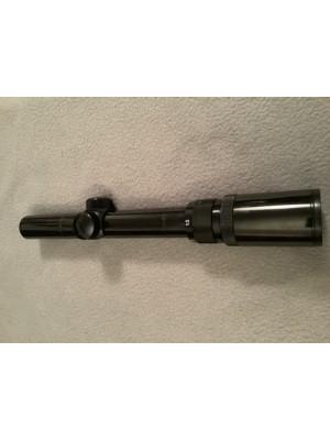 PRIHAJA!!! Rabljen strelni variabilni daljnogled Bushnell 1,5-4,5x21 (križ: 4)