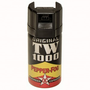 Solzivec TW1000 Pepper-Fog v sprayu 40ml